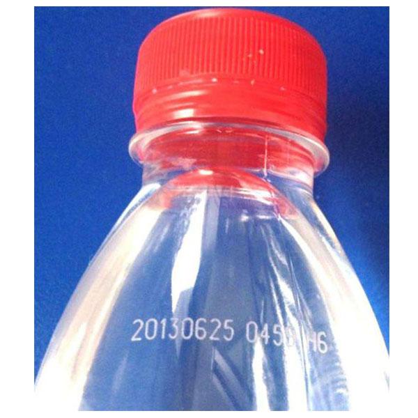 塑料瓶蓋激光打標