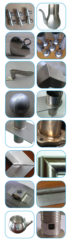 三軸四軸自動焊接樣品