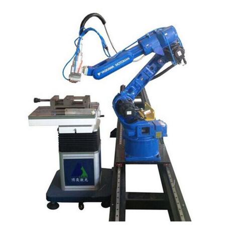 1000W機器人激光焊接機