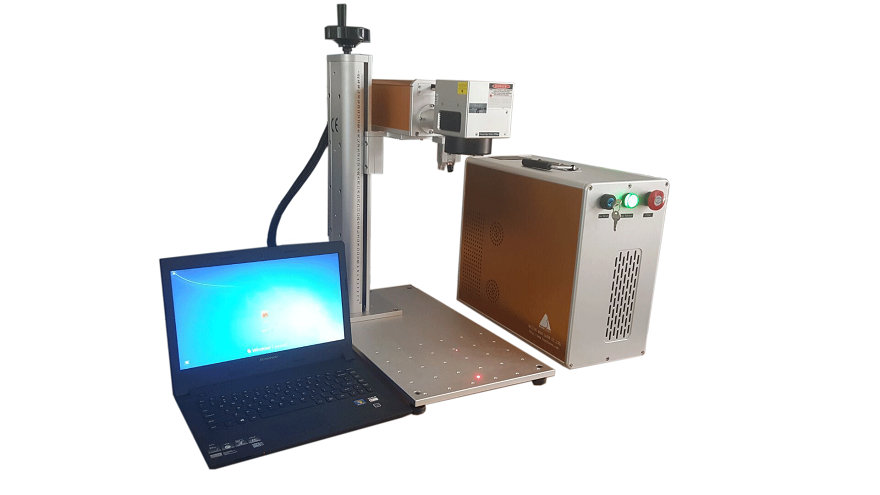 fiber laser marking machine portable model
