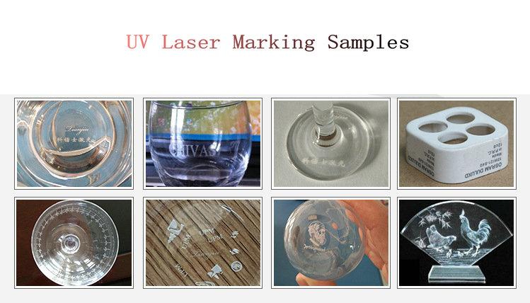 UV打標樣品