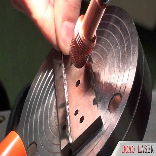 金属模具激光修补