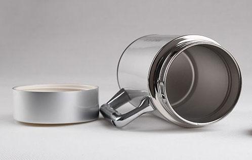 保温容器激光焊接