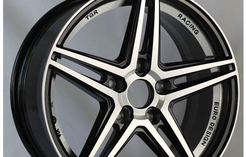 汽车轮毂激光雕刻