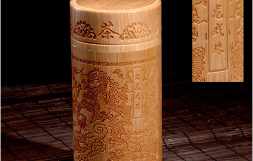 竹制工艺品雕刻