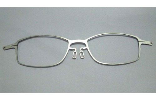 眼镜架激光切割