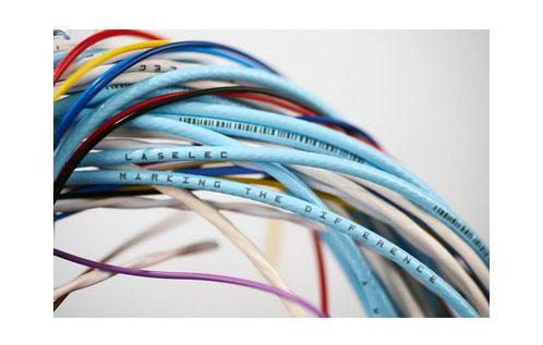 電纜激光打標