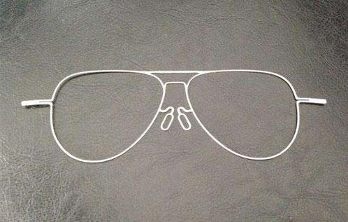 眼鏡架激光切割