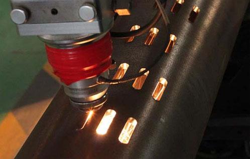 石油管材激光切割应用
