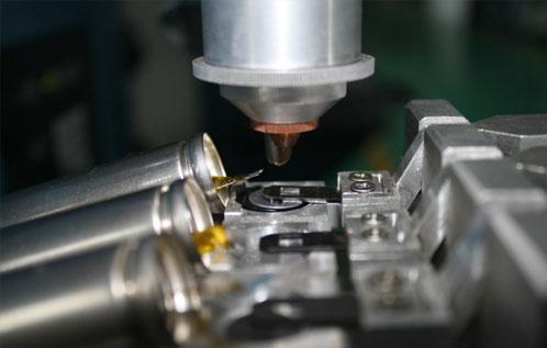 电池激光焊接应用