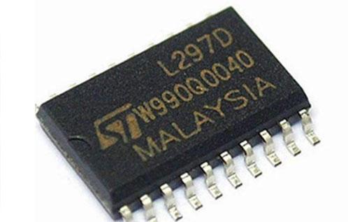ic芯片激光标记