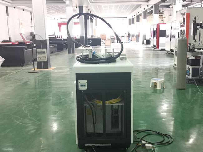 手持式激光焊接機